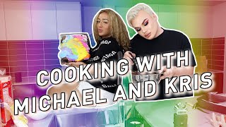 Hey babes! happy Friday! Todays video is pretty self explanatory from the title! Enjoy hahahah Michael xx  Kris Fox  YT - https://m.youtube.com/user/ADayWithKrisFox IG - @itskrisfox   Social Media Outlets! Subscribe: http://bit.ly/2lmxPyu Twitter: @Michaelfinchxo Snapchat: michaelwearsmac  Instagram: @makeupbymichaelfinch Personal Instagram: @michaelfinchprsnl   ________________________________________­­______  For all business enquiries please contact: mfinchaus@hotmail.com  ________________________________________­­______  SHOP MY FAV BROW PRODUCTS:   Benefit - Brow Contour Pro (Light Brown) https://bit.ly/2acsZyV BENEFIT: https://bit.ly/2acsZyV  SEPHORA: https://bit.ly/2wGYeKK   OFRA: 'MICHAELFINCHCYA' for 30% Off ALL Ofra!  PO BOX:  MICHAEL FINCH PO BOX 3069 WEST END, BRISBANE, QLD, 4101.    Music by Epidemic Sound http://www.epidemicsound.com Music by NCS: https://www.youtube.com/watch?v=5FvBg...  This video is not sponsored   All opinions are my own and I would never lie or promote something I didn't like towards my Audience.  All Rights Reserved © 2018, Michael Finch