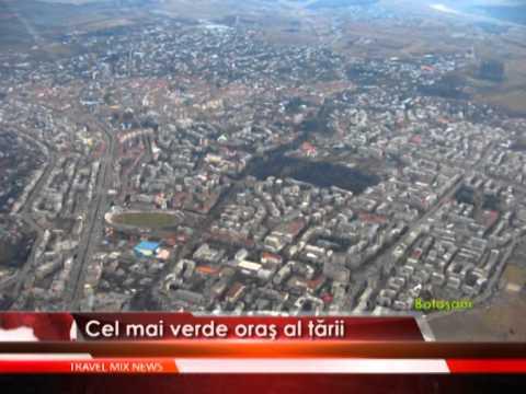 Cel mai verde oraş al ţării