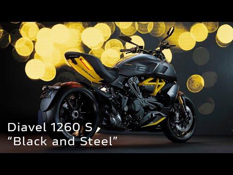 2022 Ducati Diavel 1260 S in Albuquerque, New Mexico - Video 3