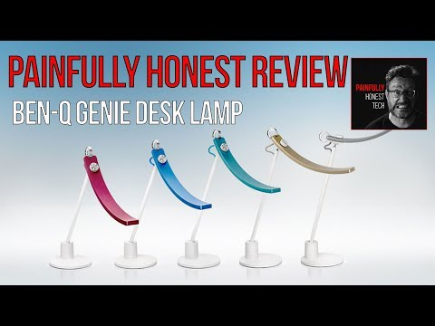 Ben-Q Genie LED Desk Lamp Review
