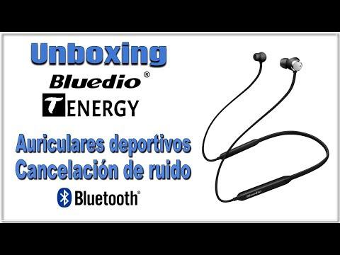 Bluedio T Energy como funcionan estos auriculares bluetooth deportivos - Bangood.com