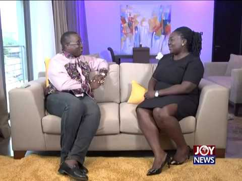 Community Service - PM Express on JoyNews (30-3-18)