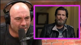 Joe Rogan On Jim Carrey He Mustve Had Psychedelic Experiences