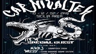 Alien J. - Liveset Carnivaltek sicily area