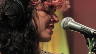Cibelle - Melting The Ice (Live on KEXP)