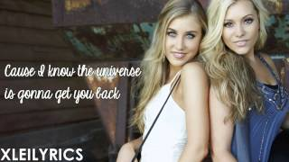 Maddie & Tae - Sierra (Lyrics Video) HD