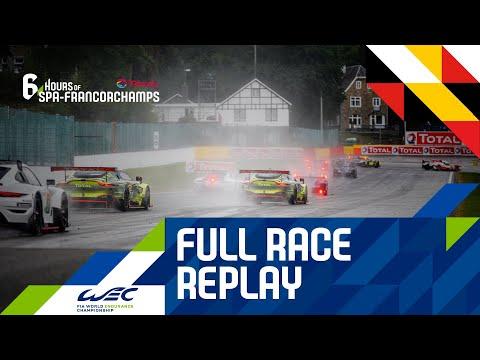 2020 WEC スパ・フランコルシャン6時間耐久レース フルレース動画