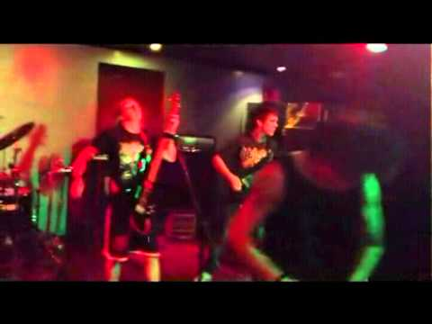 Disciples of torture - 'Barehand defloration' live at Fat Louies 17/11/12