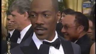 Road to the Oscars 2007 Red Carpet Interview with  Eddie Murphy