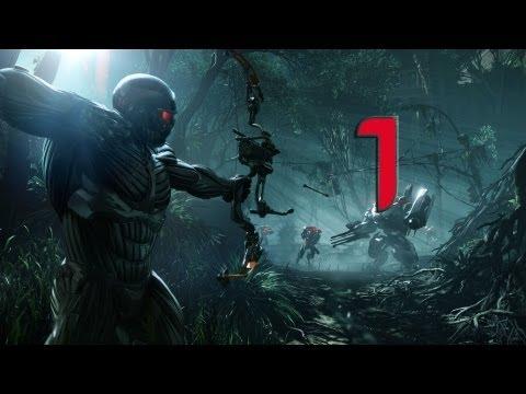 Crysis 3 Прохождение Часть 1