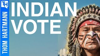 Voting in Indian Country (w/ Jean Schroedel)