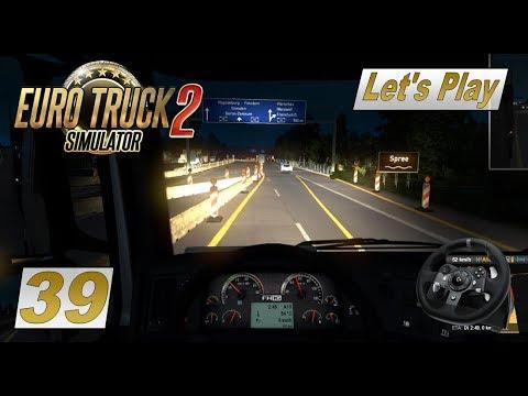 ETS2 #39 Straßenkarte Navi oder Routenplaner #Euro Truck Simulator 2 #deutsch #HD #LKW fahren