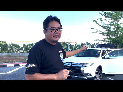 Review Ringkas: Mitsubishi Outlander