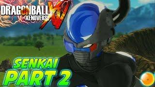 Dragonball: Xenoverse - Lets Play/Walkthrough (Part 2) - Senkai