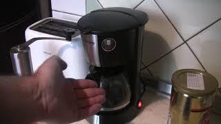 Как заваривать кофе в капельной кофеварке,чтобы он был горячий.