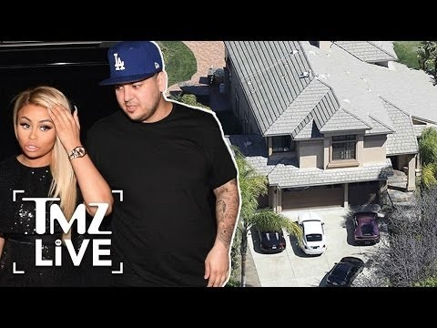 Rob and Blac Chyna: Rich People Problems | TMZ Live