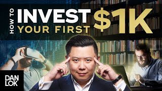How To Invest: How To Invest Your First $1,000