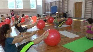 Pilates Ball / Курбатова Татьяна