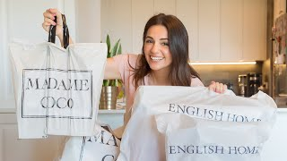 100 TL' ye Ne Aldım? | Madame Coco, English Home | İrem Güzey