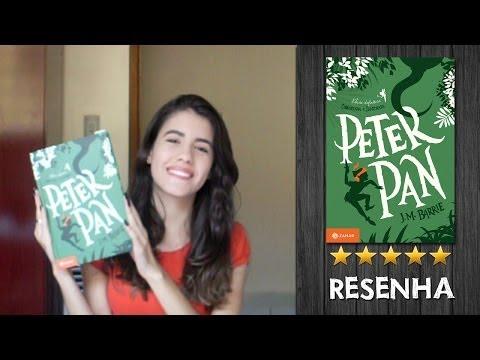 Resenha | Peter Pan - J. M. Barrie