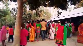 Bapla Dance At Sajna Dighi