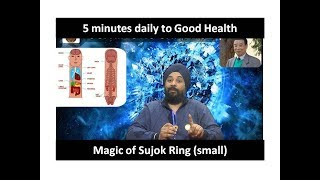 Just 5 Min/day To Good Health With Sujok Ring (small)