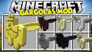 Minecraft Mods | Defiende tu casa con los nuevos guardianes | minecraft mod