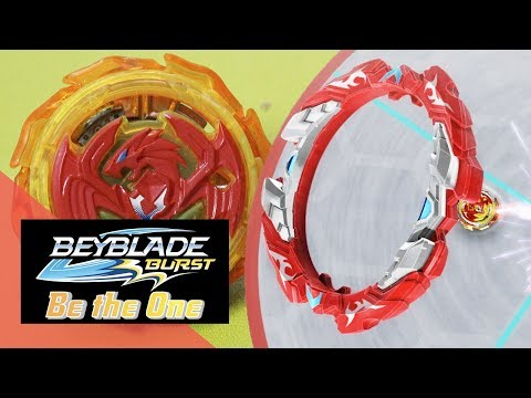 BEYBLADE BURST Be The One Series: Episode 2: Let's Pull off the Revive Crush!