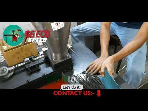6g Eco Model Of Agarbatti Making Machine