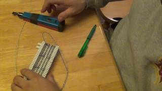 How to hardwire a phone block - Install a landline - home phone line