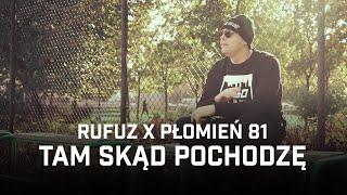 Kadr z teledysku Tam Skąd Pochodzę tekst piosenki Rufuz feat. Płomień 81