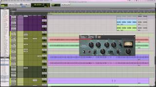 Into The Lair #52 – DBX 160 + Pultec Kick and Snare Parallel Compression Trick