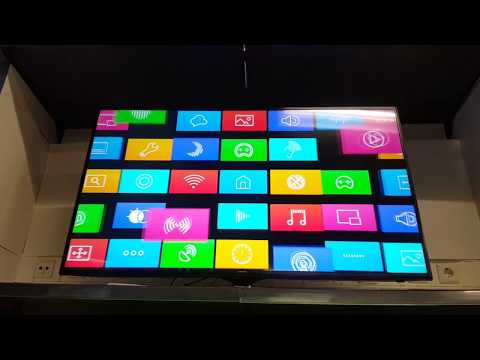 Tizen Test - Samsung MU6172 Smart TV