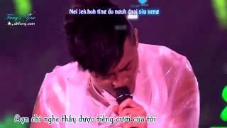 [Concert LUML][Vietsub + Kara] Nói Không Nên Lời - Lâm Phong & Quan Cúc Anh (FZone)