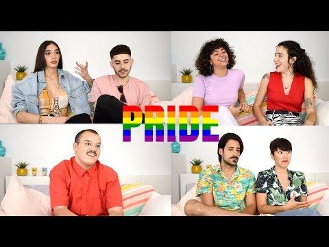 DEJA DE HACER ESTAS PREGUNTAS A PERSONAS LGBT 🏳️🌈| PRIDE 2019🌈 | @RedLights.es