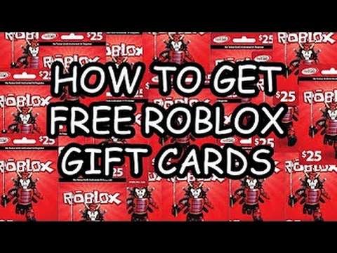 How to get Free iTunes Gift Cards and Spend them on Robux