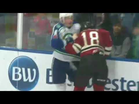 Colby Sissons vs. Brandon Cutler