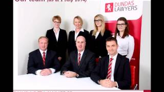 Dundas Lawyers introduction November 2014