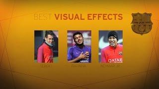 The Barça Oscars: Best Visual Effects