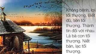 15. Phẩm AN LẠC (Kinh Pháp Cú) HT. Thích Minh Châu