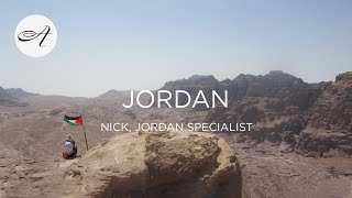 My travels in Jordan