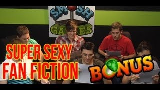 SUPER SEXY FAN FICTION (Raging Bonus)