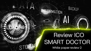About ICO Doctor Smart | White Paper №2