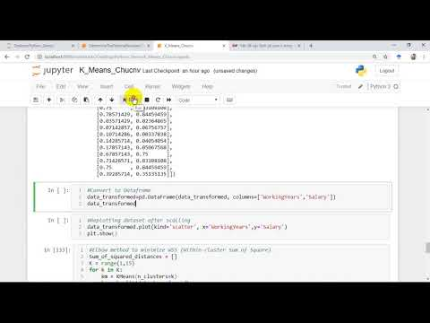 How to Determine the Optimal Number Of Clusters for K-Means with Python