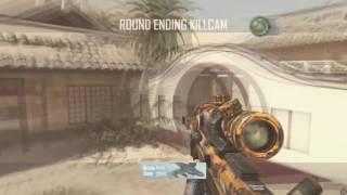 bo2 trickshot montage reactions - TH-Clip