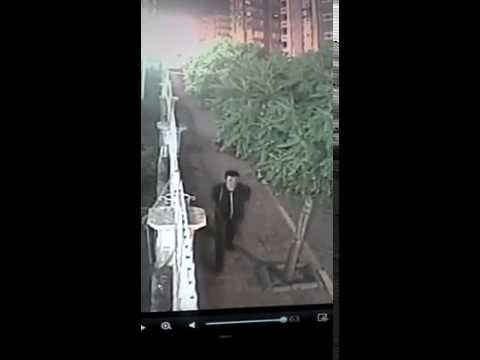 saldırganın görüntüsü ortaya çıktı