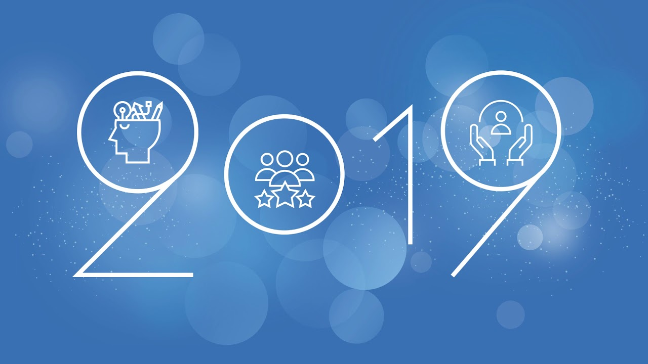 Nos vœux 2019 en vidéo