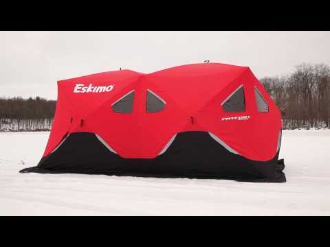 Eskimo FatFish 9416 & 9416i Overview videominecraft ru