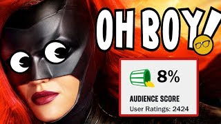 Batwoman's 8% Rotten Tomatoes Audience Score Proves our HERoes Trend May be Coming to an End.