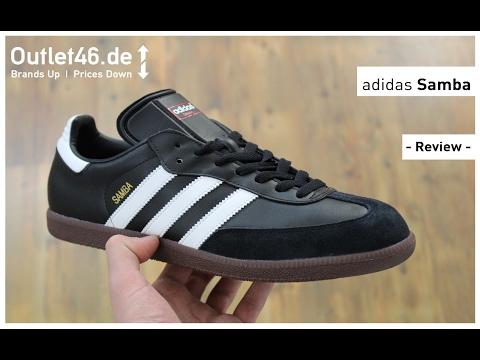 adidas Samba DEUTSCH Review l On Feet l Unboxing l Overview l Haul l Outlet46